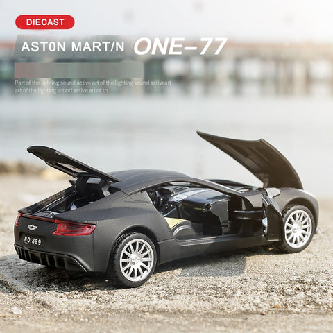 Aston Martin One-7, 1/32 Diecast