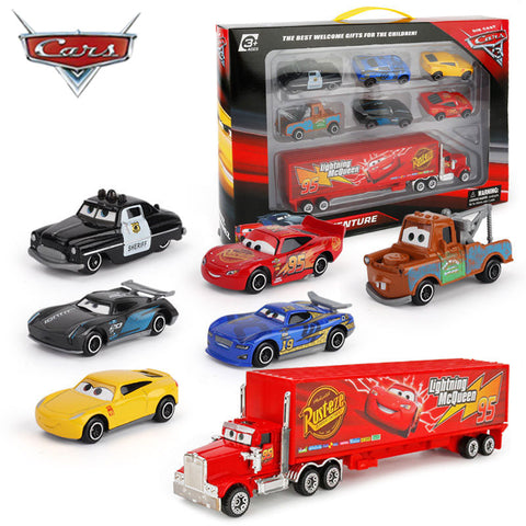 Disney Pixar Cars 3 1:55 Diecast Metal Cars
