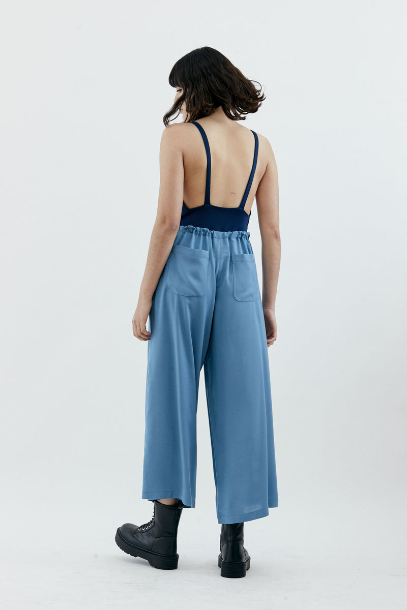 BASKET SKY BLUE