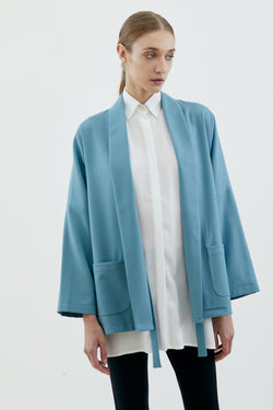 COIN  SKY BLUE WOOL