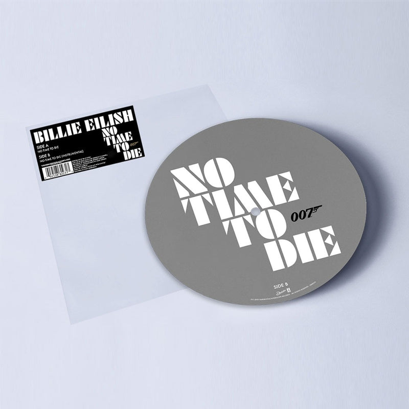 "No Time To Die 7"" Vinyl Picture Disc"