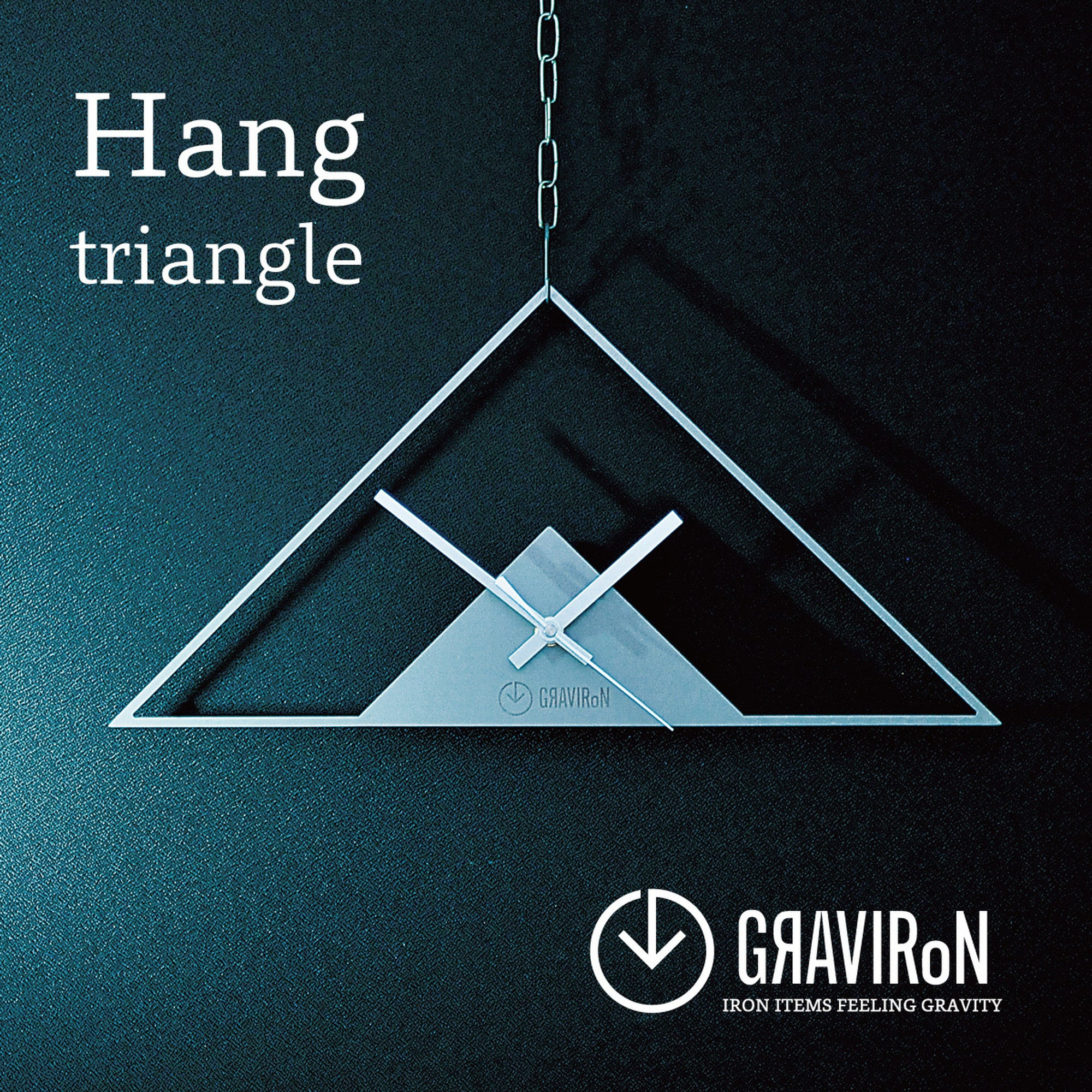Hang TRAIANGLE 酸洗鉄