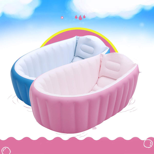 Portable Inflatable Bath for Baby - Grona