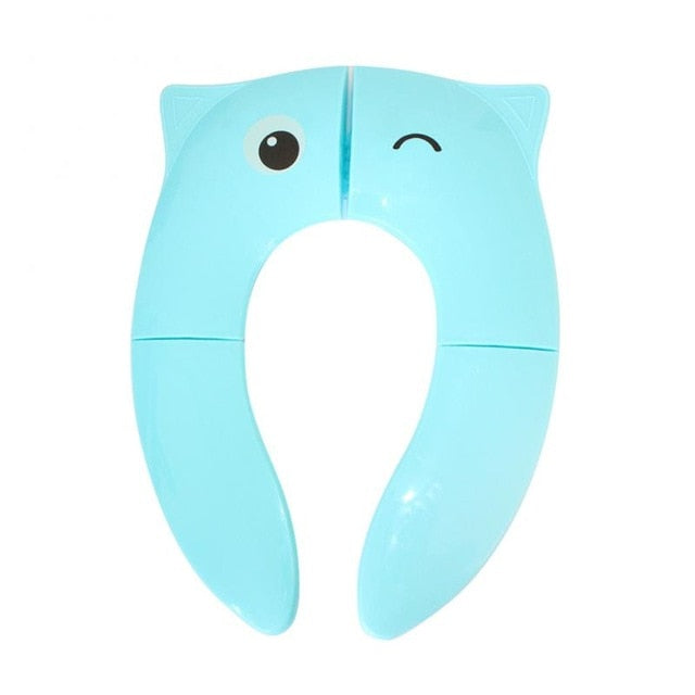 Folding Potty Toilet Seat - Grona