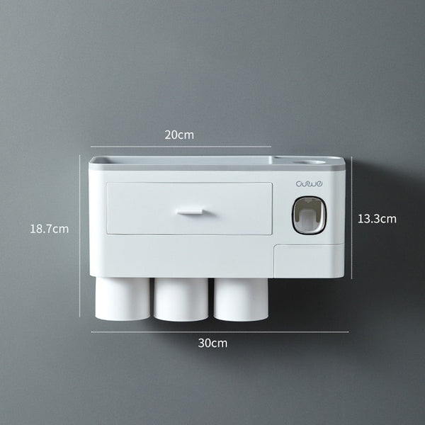 Multi-functional bathroom Organizer - Grona