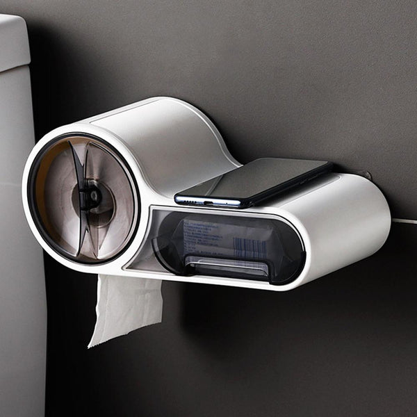 Toilet Tissue Roll Holder - Grona