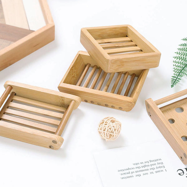 Bamboo Soap Holder - Grona