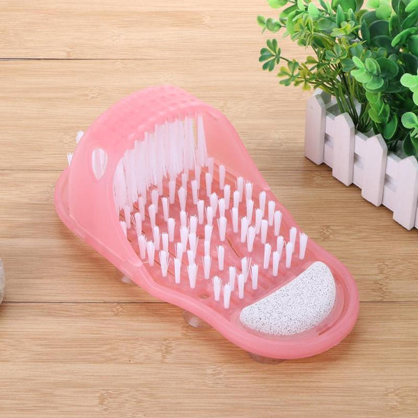 Foot Scrubber Slipper - Grona