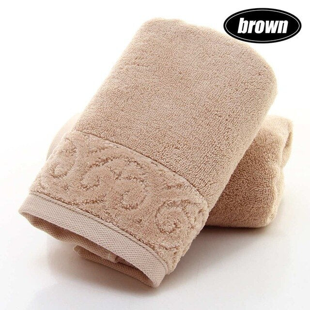 Thick Egyptian Cotton Bath Towel - Grona