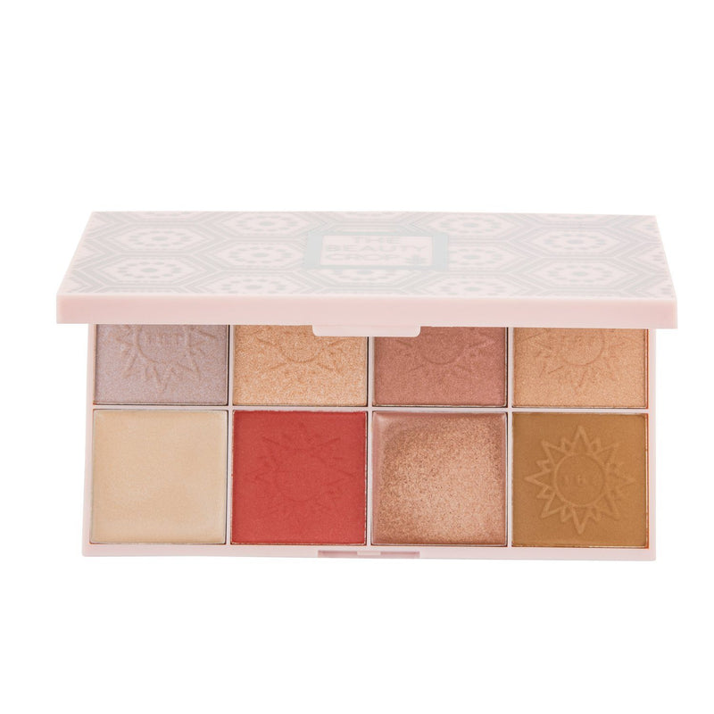 Travel Tea Face Palette - Mediterranean Spring - The Beauty Crop
