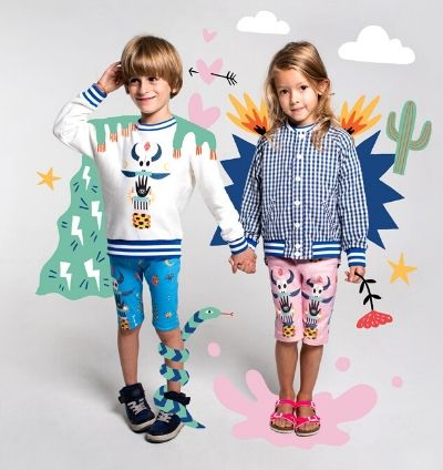 Kids Clothing Store