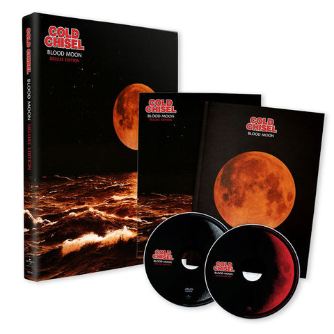 Blood Moon (Limited Edition Deluxe CD+DVD)