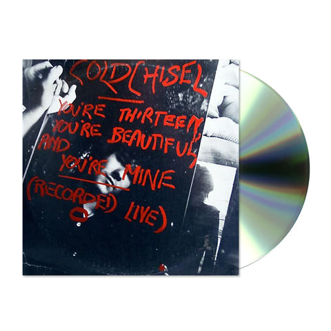 You're Thirteen, You're Beautiful & You're Mine (CD)
