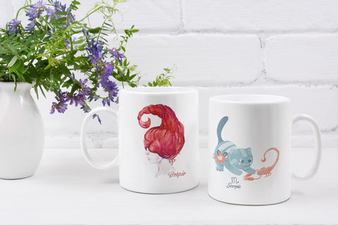 Picture of Galaxy Medium's Fun Collection of Mugs