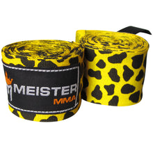 "Load image into Gallery viewer, Meister Hand Wraps for MMA and Kickboxing - 180"" Semi-Elastic (Pair)"