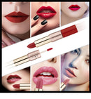 O.TWO.O 12 Colors Easy to Wear Matte Lipstick (2 In 1)