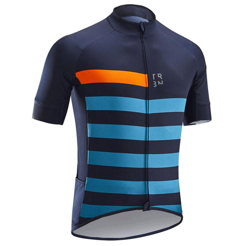 JERSEY-RC500-NAVY-STRIPE-ORANGE