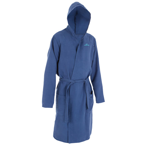 BATHROBE MF MAN 2 BLUE ASSOL*