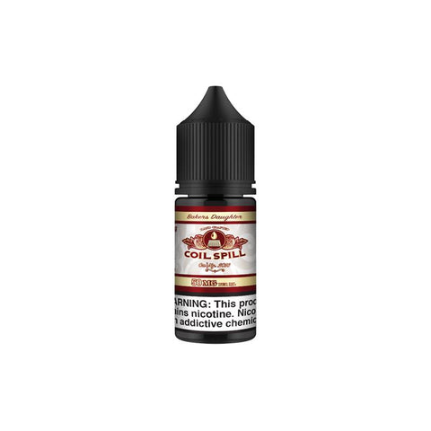 COIL SPILL - BAKERS DAUGHTER 30ML