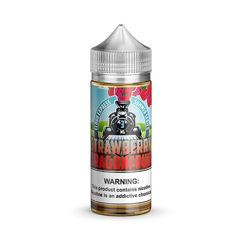 CLOUD EXPRESS SUMMER SERIES - STRAWBERRY DRAGON FRUIT 100ML