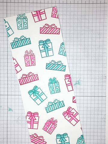 Pattern Stamping with Line Art Images and Coloring