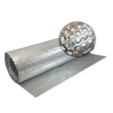 Load image into Gallery viewer, Yuzet Double Aluminium Bubble Insulation Foil, 1.2m x 25m