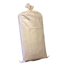Load image into Gallery viewer, Yuzet Woven Sandbag White - 25 Pack