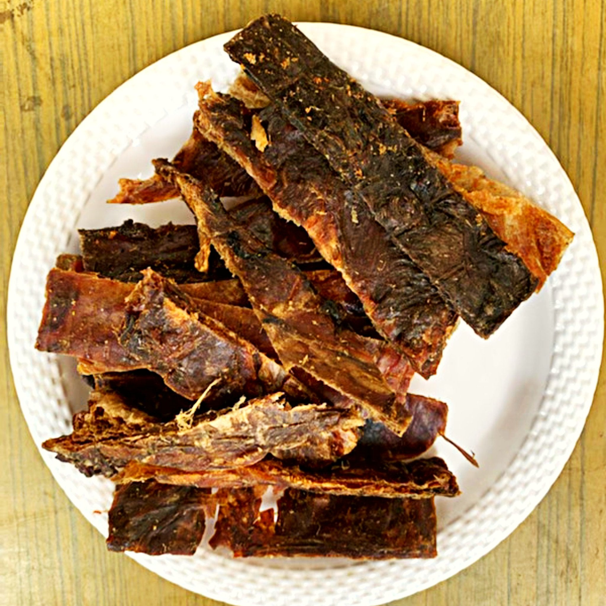 Buffalo Meat Jerky - Dogs Dream Food