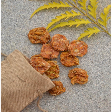 Dehydrated Grain Free Chicken Cookie Treats - Dogs Dream Food
