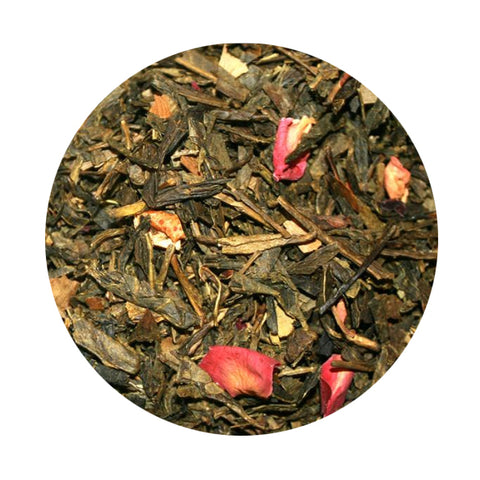 Grøn Sencha - Lemon Rose