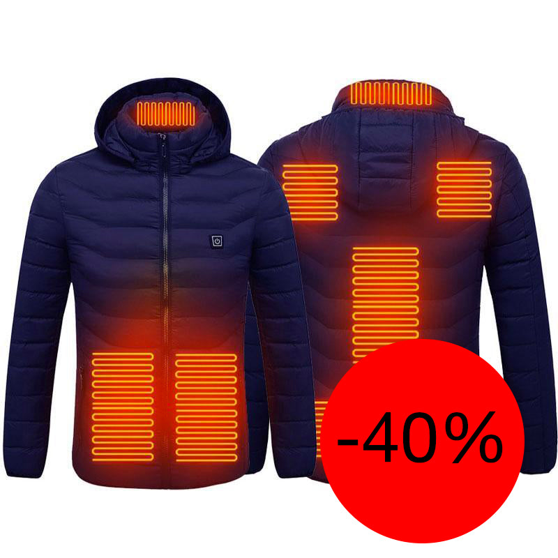 Heated Jacket Spyro+™ (Battery included) -40%