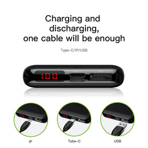 Powerbank Portable Battery
