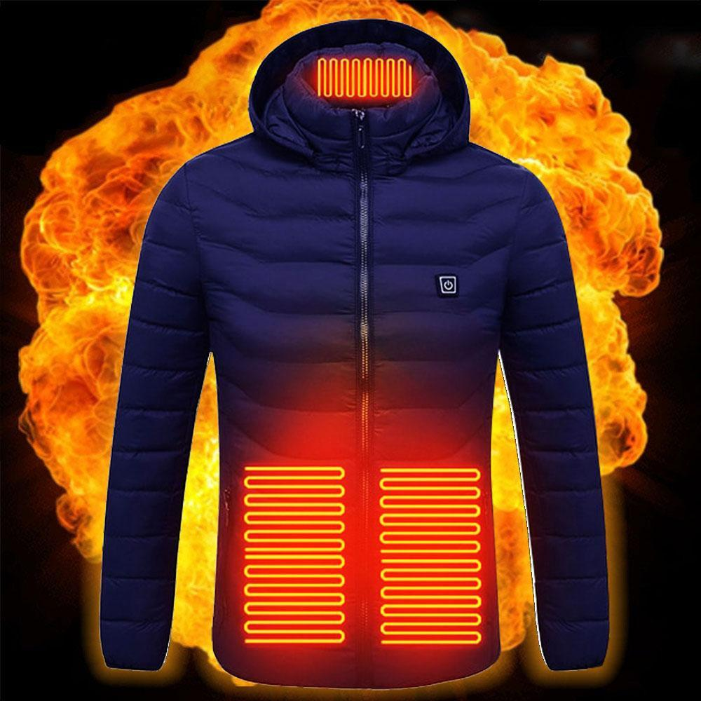 Heated Jacket Spyro+™ (Battery included)