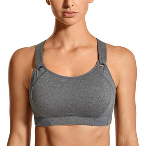 High Impact Ultra Supportive Full Coverage Bra