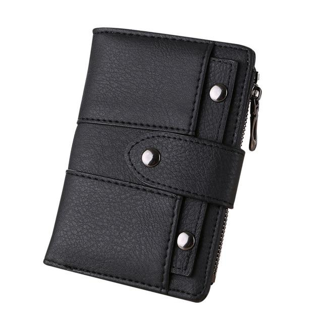 Dots rivets simple wallet - Fashion Bug Online