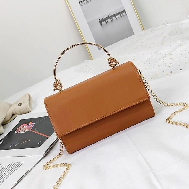 Elegantly designed small casual handbag - Fashion Bug Online