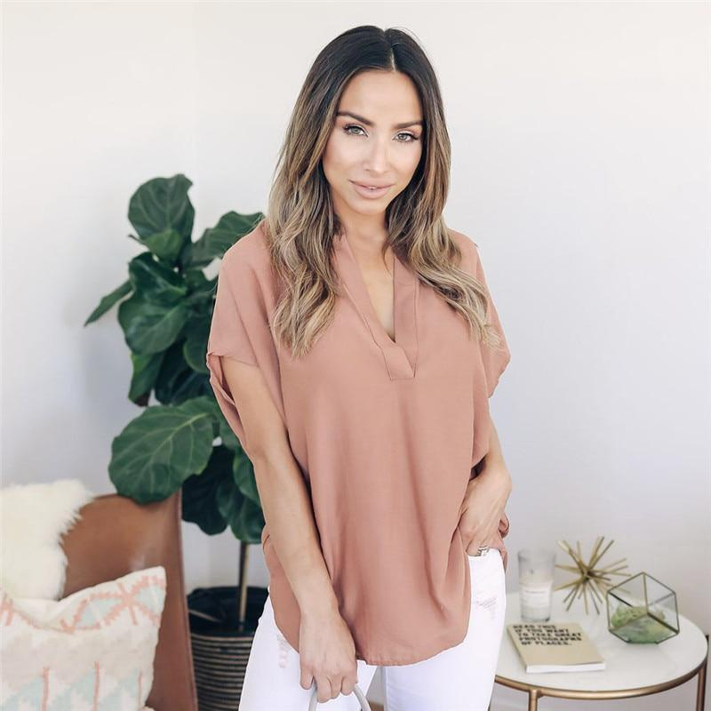 harmonious loose chiffon blouse - Fashion Bug Online