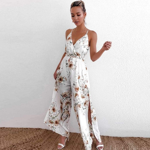 Moment of dreams jumpsuit - Fashion Bug Online