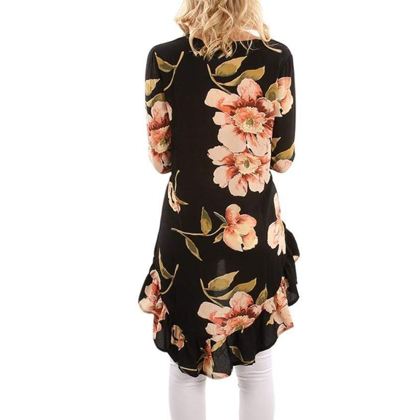 Only you floral print top - Fashion Bug Online