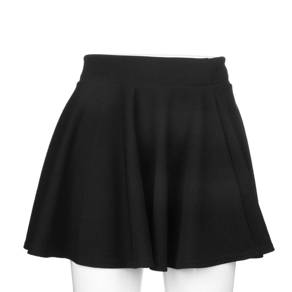 Short Skater Skirt - Fashion Bug Online