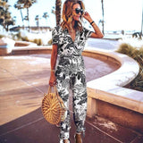 Summer to remember jumpsuit - Fashion Bug Online