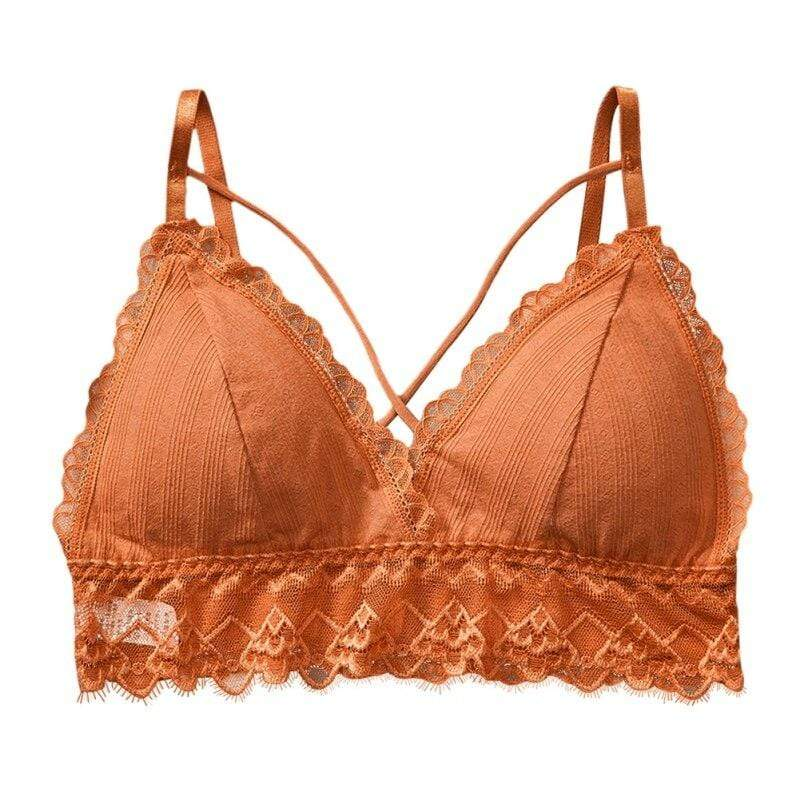 Women Lace Padded Bra - Fashion Bug Online