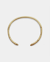Load image into Gallery viewer, Skinny Segmented Bangle