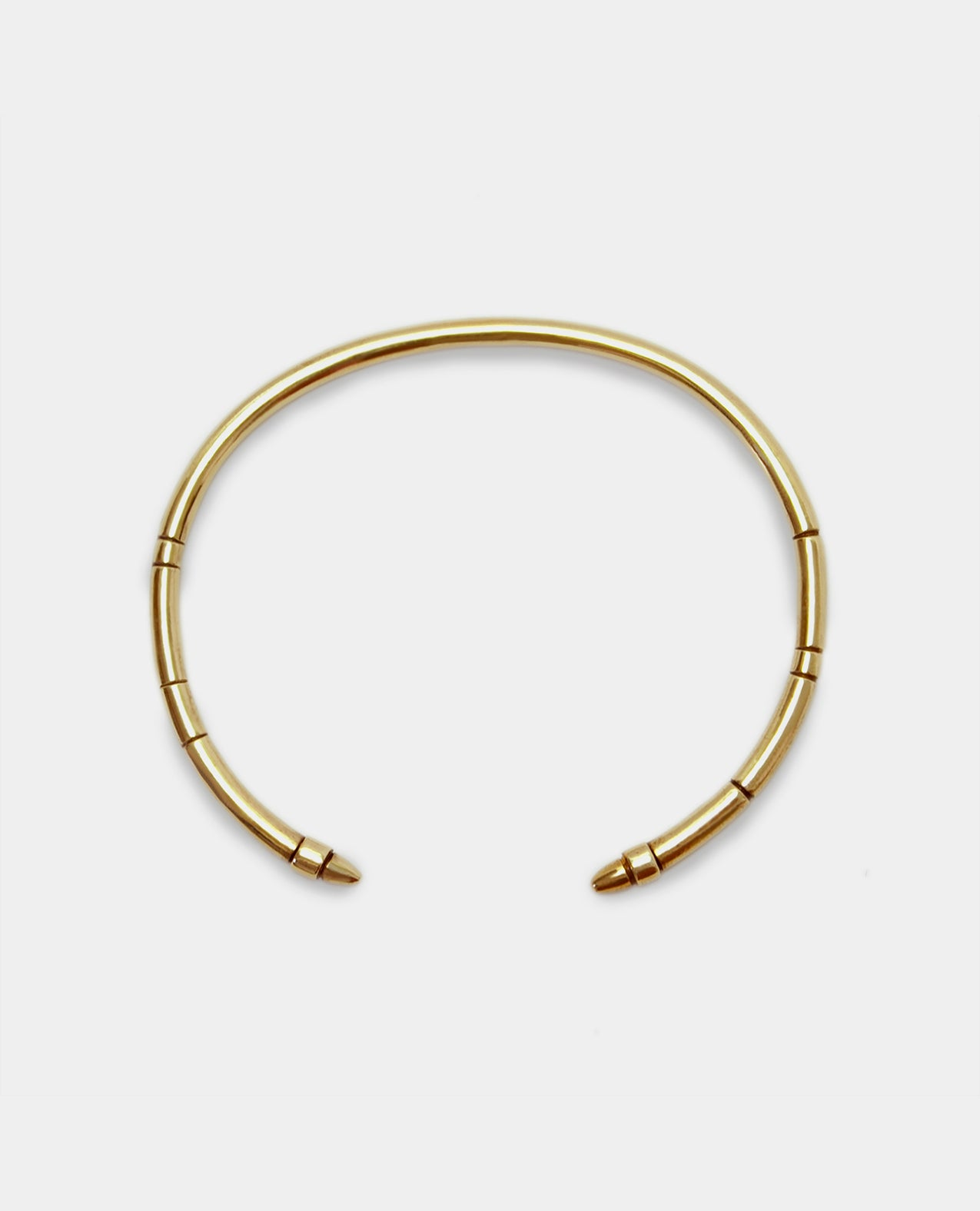 Skinny Segmented Bangle