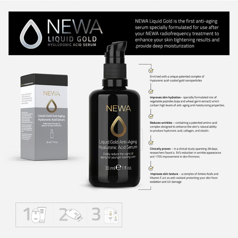 Liquid Gold - Hyaluronic Acid Serum