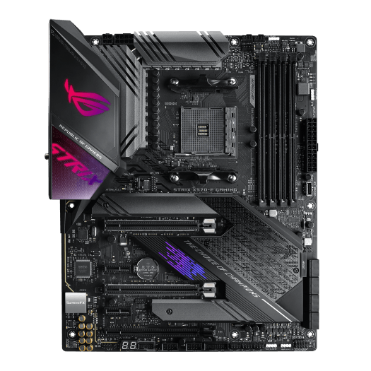 ASUS ROG STRIX X570-E GAMING | Asus |  Master Race Componentes