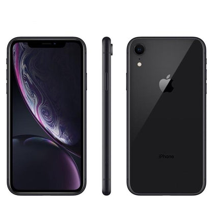 Unlocked Used Original Apple iPhone XR 64GB-black