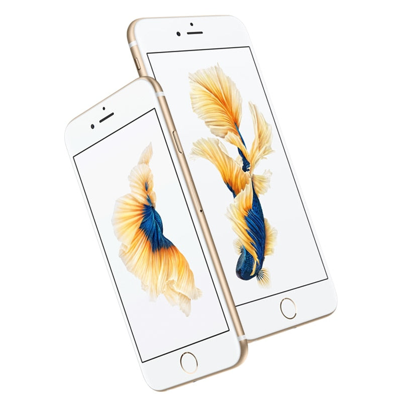Original Used Unlocked Apple iPhone 6S 16GB-Gold