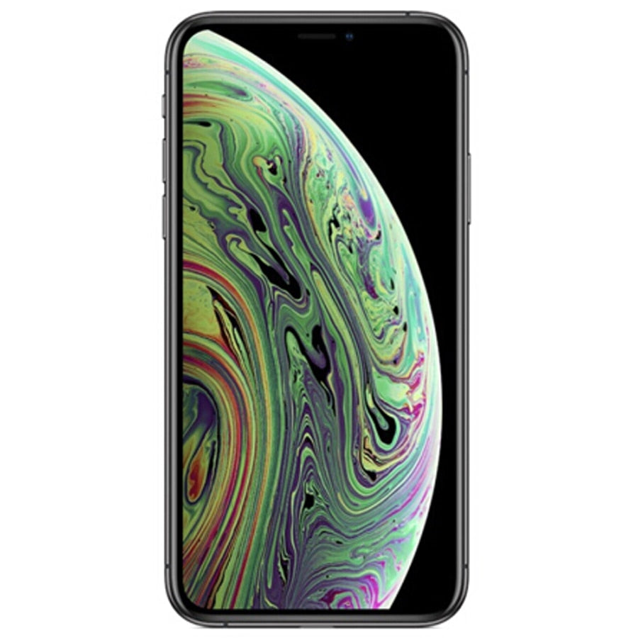 Original Used Unlocked Apple iPhone XS MAX 256GB-Silver