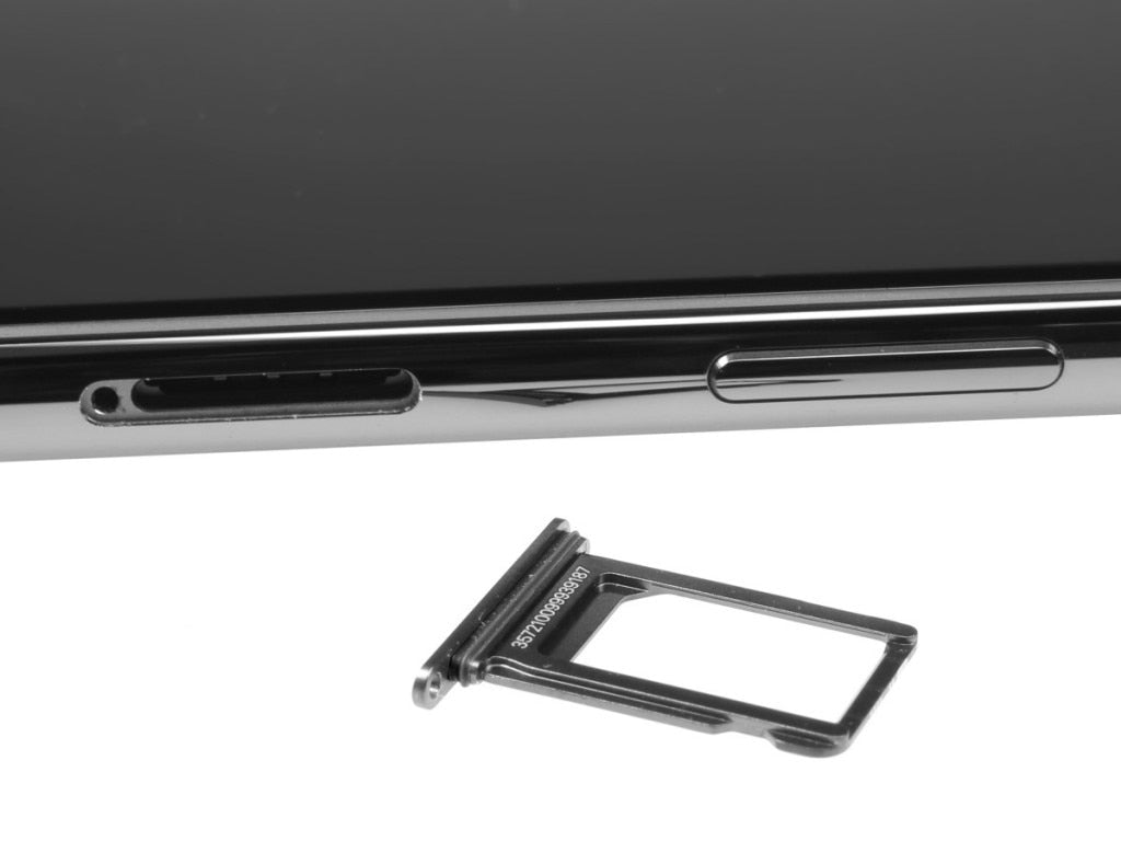 Original Used Unlocked Apple iPhone XS 64GB-Silver